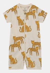 Lindex - LEO ANIMAL UNISEX - Pyjamas - light beige - 0