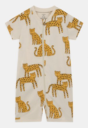LEO ANIMAL UNISEX - Pyjamas - light beige