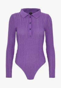 Pinko - BECKY - Koszulka polo - purple - 3