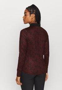 Calvin Klein Golf - ALTMAN - Polo shirt - blackberry - 2