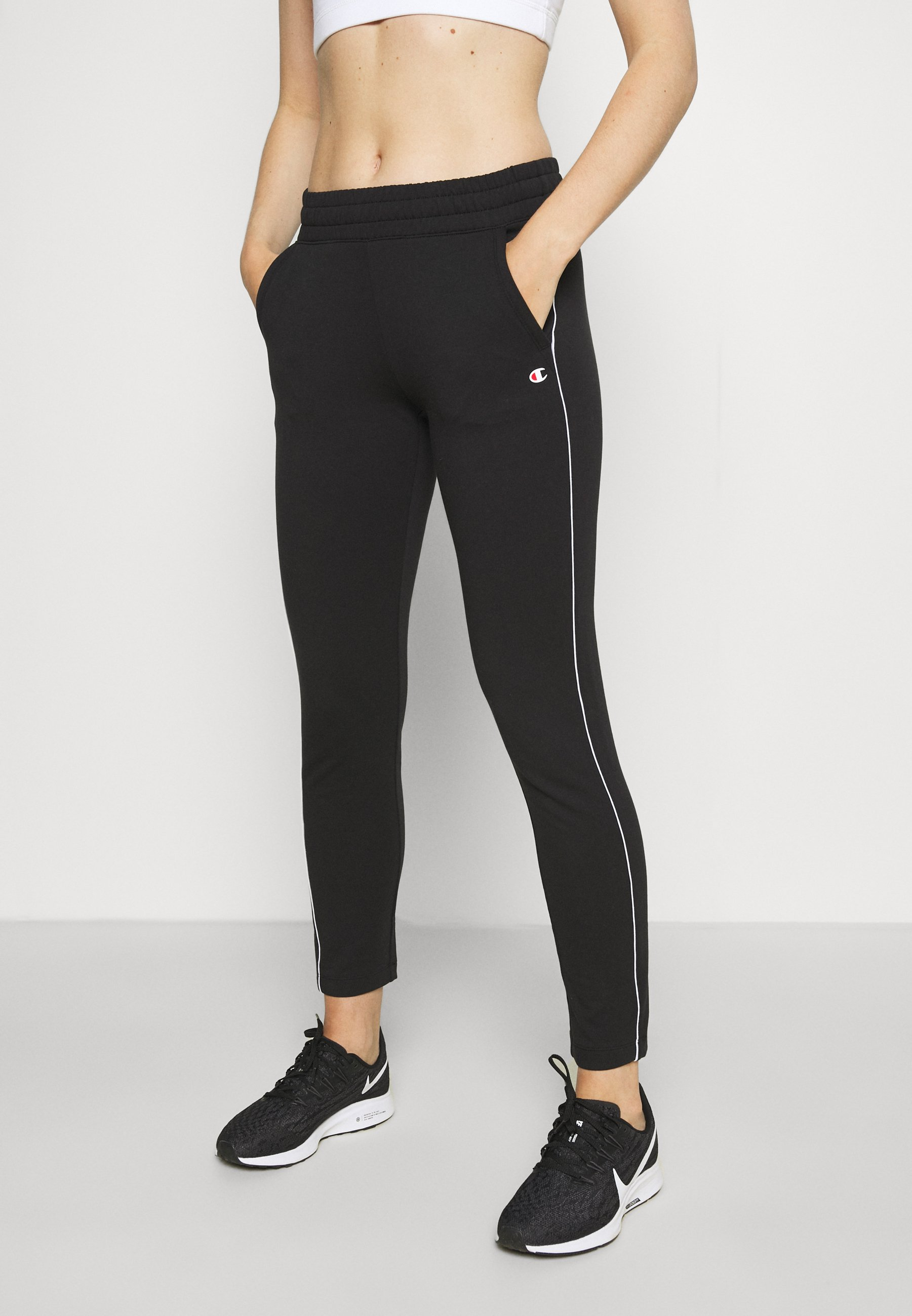 Women SLIM PANTS - Tracksuit bottoms