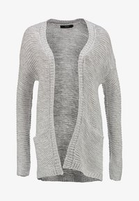 Vero Moda - VMNO NAME - Cardigan - light grey melange - 5