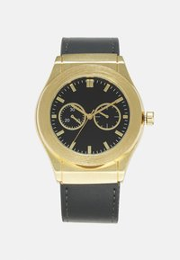 Burton Menswear London - STRAP WATCH - Rannekello - gold-coloured - 0