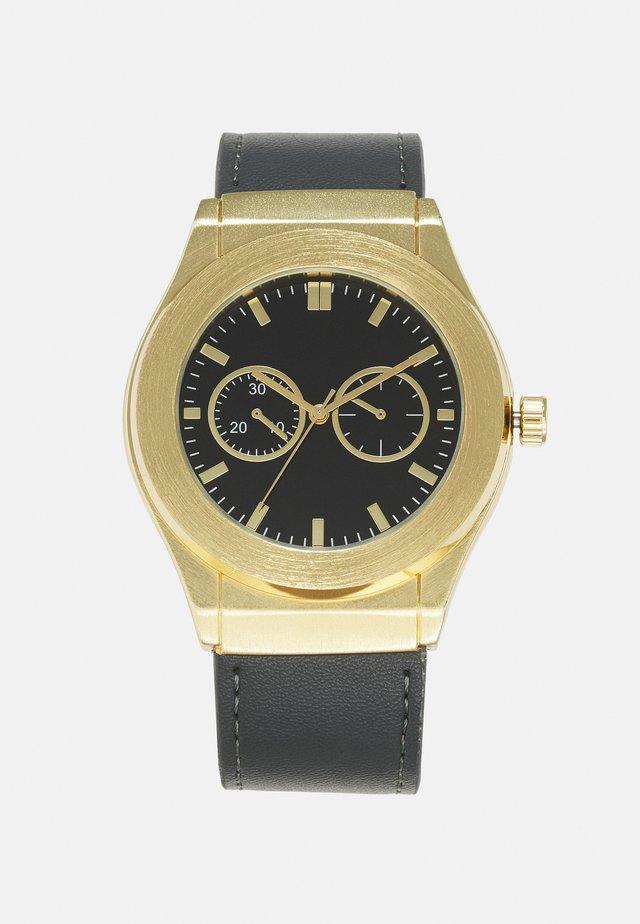 STRAP WATCH - Orologio - gold-coloured