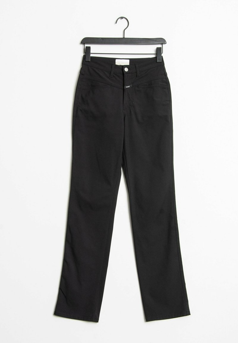 CLOSED - Trousers - black