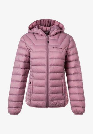 SAKA - Down jacket - mesa rose