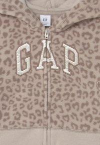 GAP - LOGO ACTIVE  - Fleece jacket - grey - 2