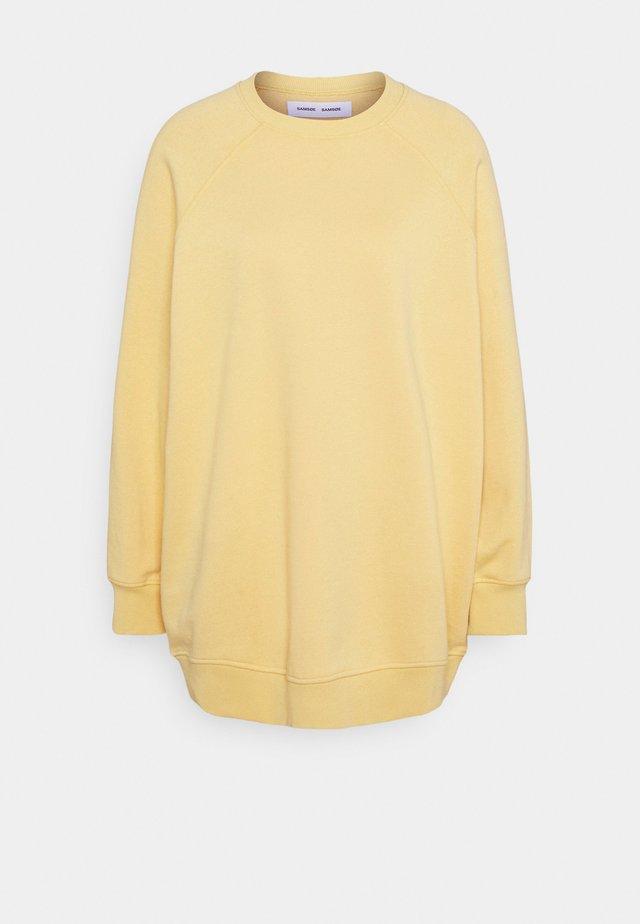ADELPHINE CREW NECK - Sweatshirt - sahara sun