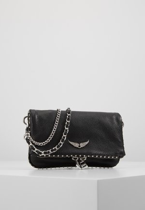ROCK NANO STUDS - Clutch - noir