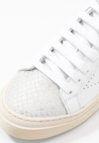 Noclaim - ANDREA  - Sneakers basse - bianco/argento - 2
