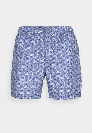 MOROCCAN TILE  - Swimming shorts - navy