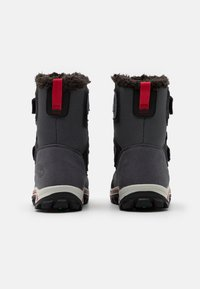 Timberland - CHILLBERG - Winter boots - mid grey/red - 2