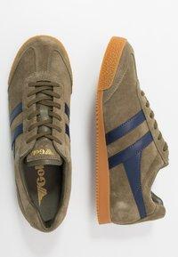 Gola - HARRIER - Sneakers - khaki/navy - 1