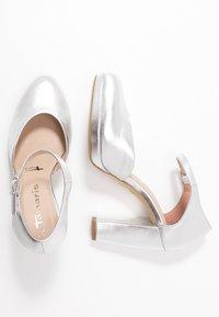 Tamaris - High heels - silver - 3
