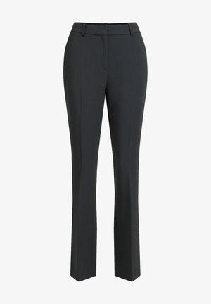Trousers - greyish green
