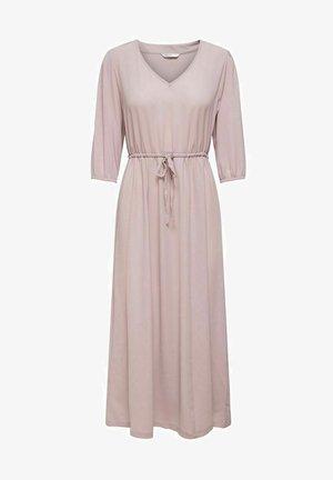 Maxi dress - violet ice