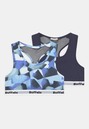 SPORT 2 PACK - Bustino - navy
