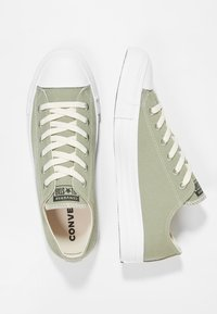 Converse - CHUCK TAYLOR ALL STAR RENEW - Trainers - jade stone/black/white - 3