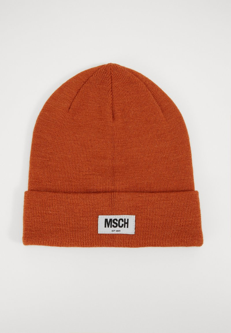 Moss Copenhagen - MOJO BEANIE - Lue - apricot orange