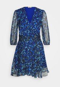 LIU JO - ABITO - Vestido informal - true blue/green - 0