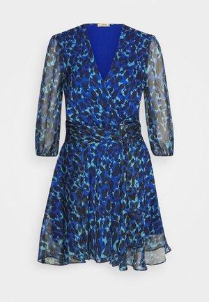 ABITO - Denní šaty - true blue/green