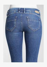 Gang - COMFORT RETRO - Jeans Skinny Fit - blue stone vintage - 3