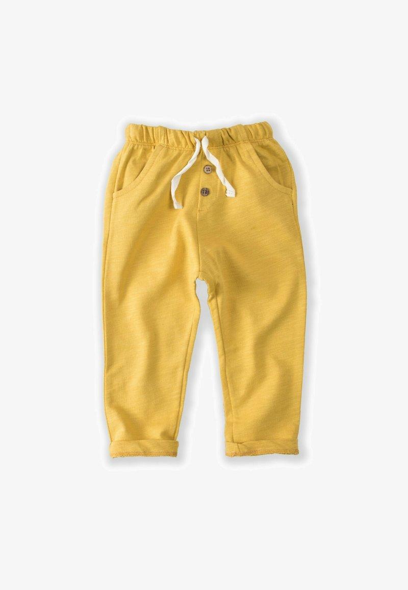 Cigit - Tracksuit bottoms - mustard yellow