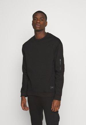 COMBAT CREW - Sweatshirt - black