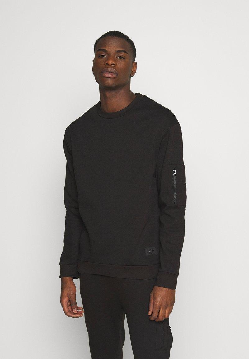 Nominal - COMBAT CREW - Sweatshirt - black
