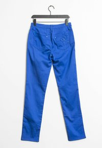 Love Moschino - Trousers - blue - 1