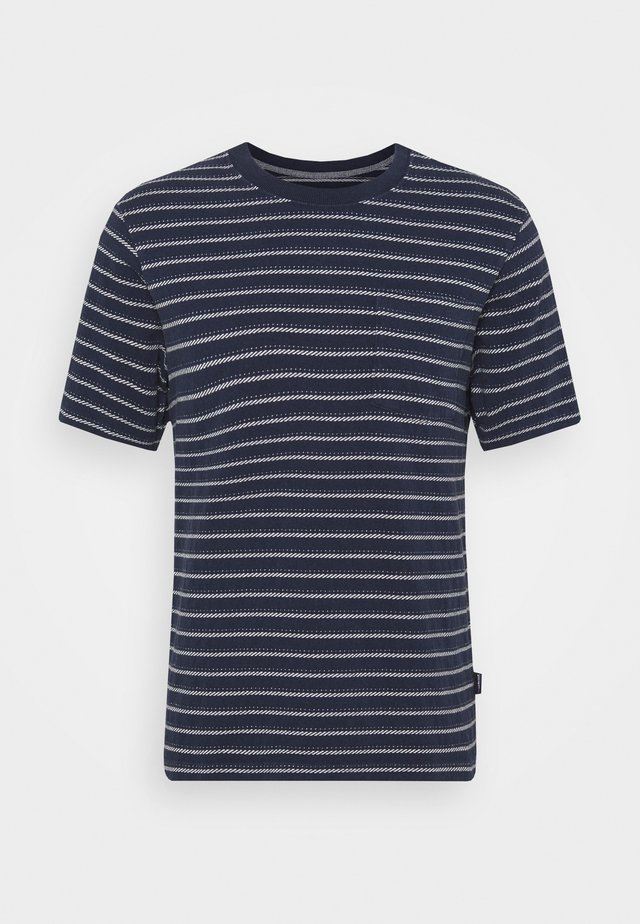 POCKET TEE - T-shirt imprimé - new navy
