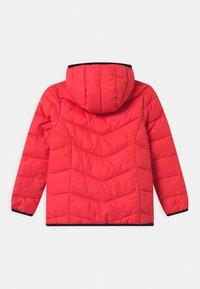 CMP - GIRL FIX HOOD - Winter jacket - red fluo - 1