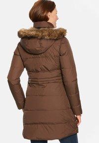 Jeff Green - FELY - Down coat - mocha - 3