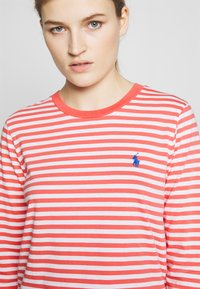 Polo Ralph Lauren - Long sleeved top - amalfi red/white - 5