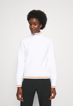 GLIDER - Sweatshirt - bright white