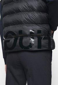 HUGO - BALTINO - Waistcoat - black - 4