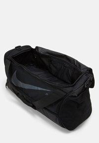 Nike Performance - DUFF UNISEX - Sports bag - black/black/black - 2