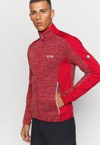 Regatta - COLADANE - Fleece jacket - tru red - 5