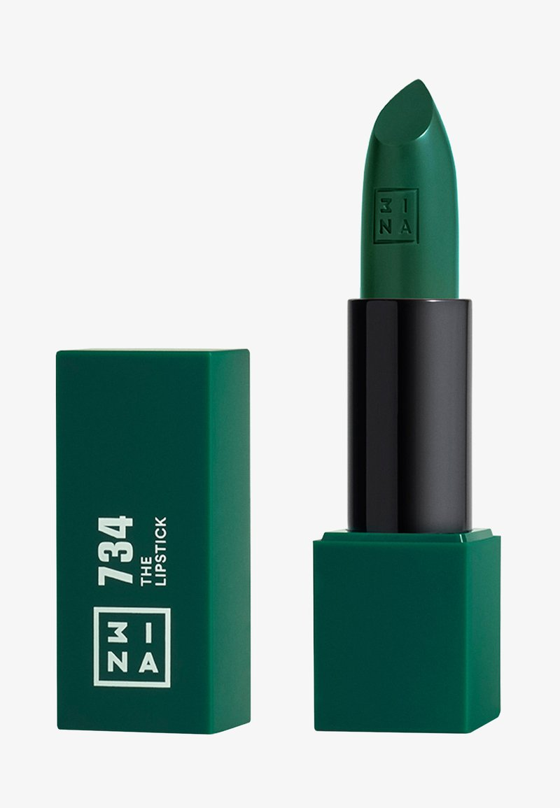 3ina - THE LIPSTICK - Lipstick - 734 deep winter green