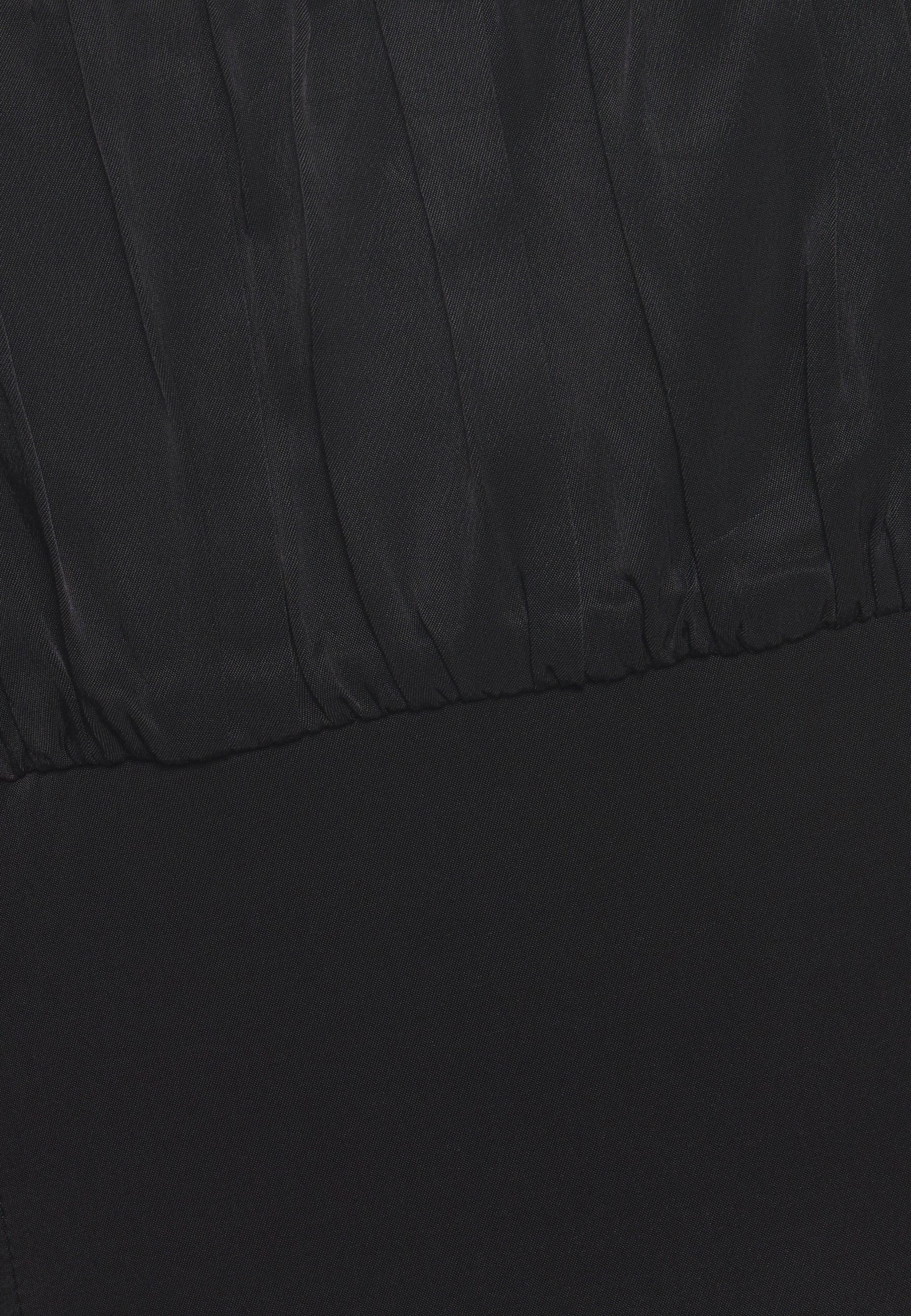 Zakup Duża obniżka Third Form ROMANCER GATHER BRA MIDI - Sukienka letnia - black | Odzież damska 2020 Iqk9a