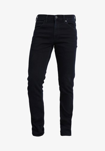 GREENSBORO - Straight leg jeans - black back