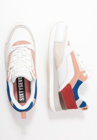Sixtyseven - LEONEL - Trainers - actled white/meiji white - 3