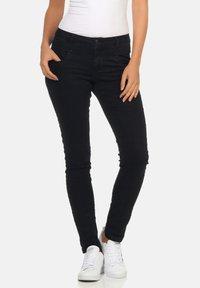 Buena Vista - Slim fit jeans - black - 0