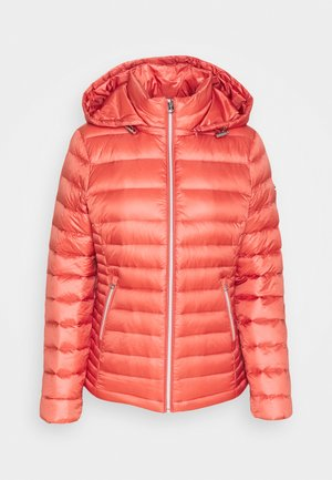 ESSENTIAL JACKET - Down jacket - antique pink