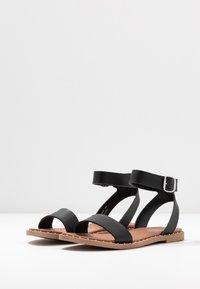 New Look - FIGARO - Sandales - black - 4