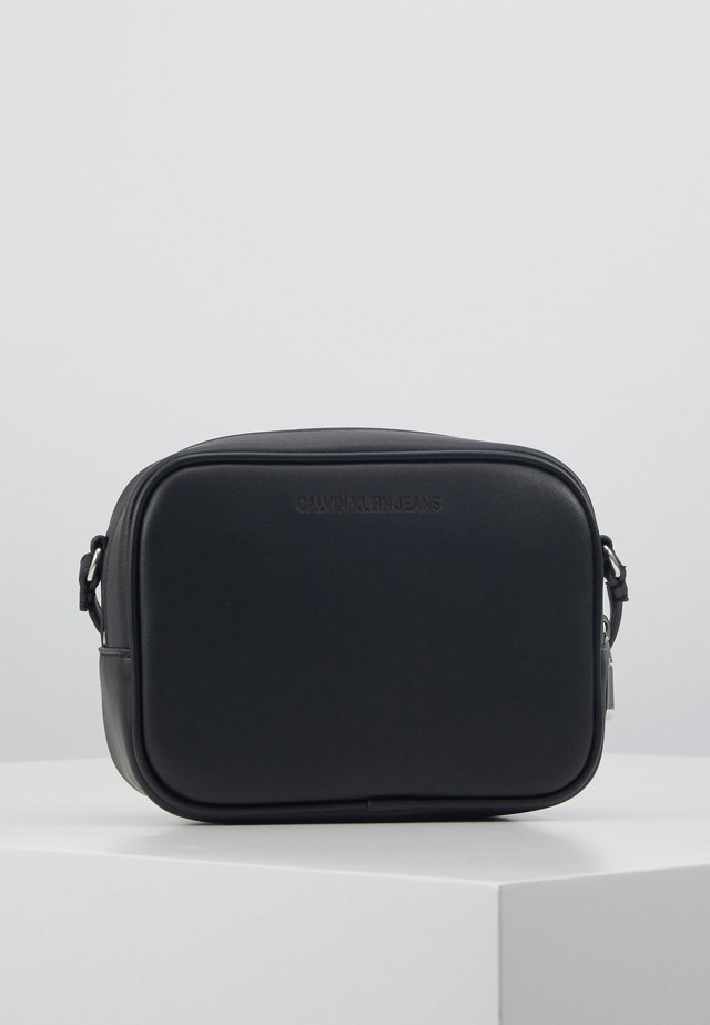 CAMERA BAG - Sac bandoulière - black
