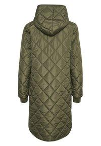 Kaffe - PTILLA - Winter coat - grape leaf - 5
