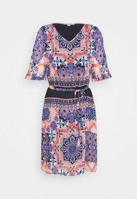comma casual identity - KURZ - Day dress - blue - 4