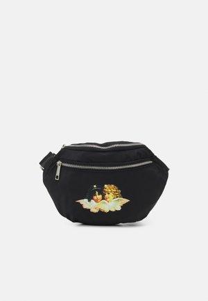 ICON ANGELS BUMBAG UNISEX - Bum bag - black