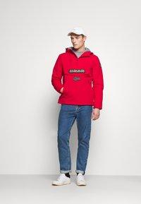 Napapijri - RAINFOREST POCKET  - Winter jacket - red tango - 1